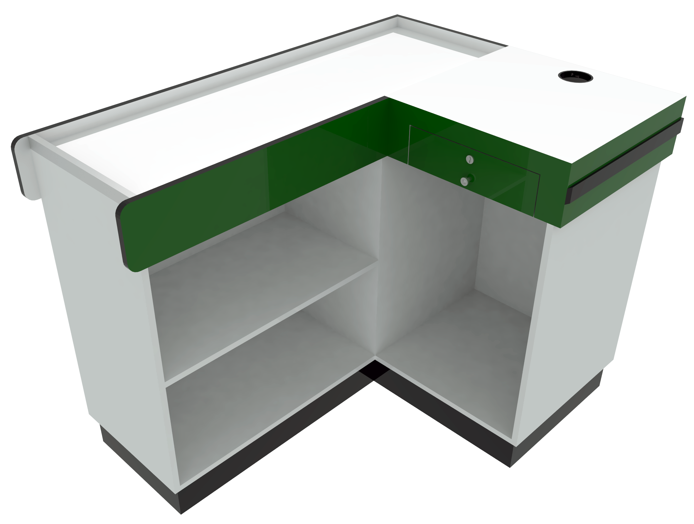Muebles Y Metalicos # Muebles Caja Registradora