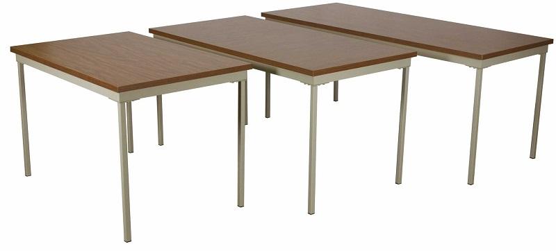 Muebles y metalicos for Pedestales metalicos para mesas